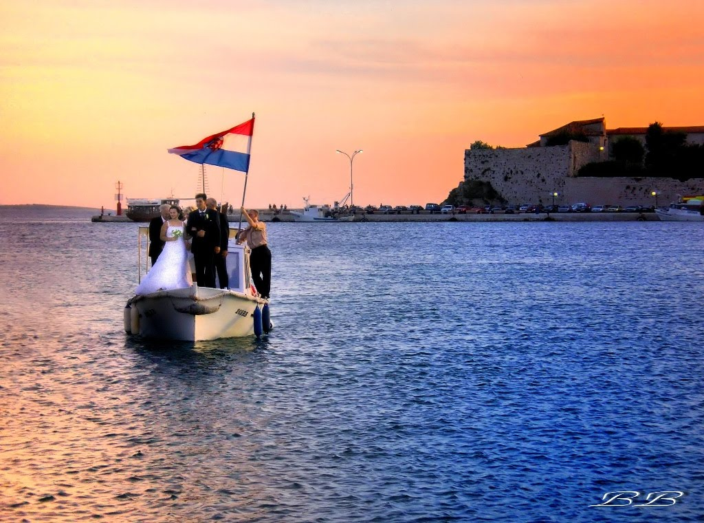 Barbara Braćun: Naval Wedding, 2012